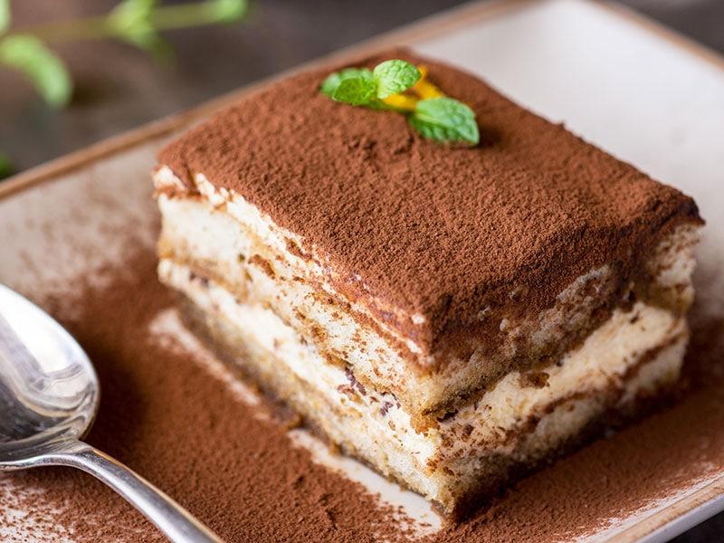 Tiramisu Cake Traditional