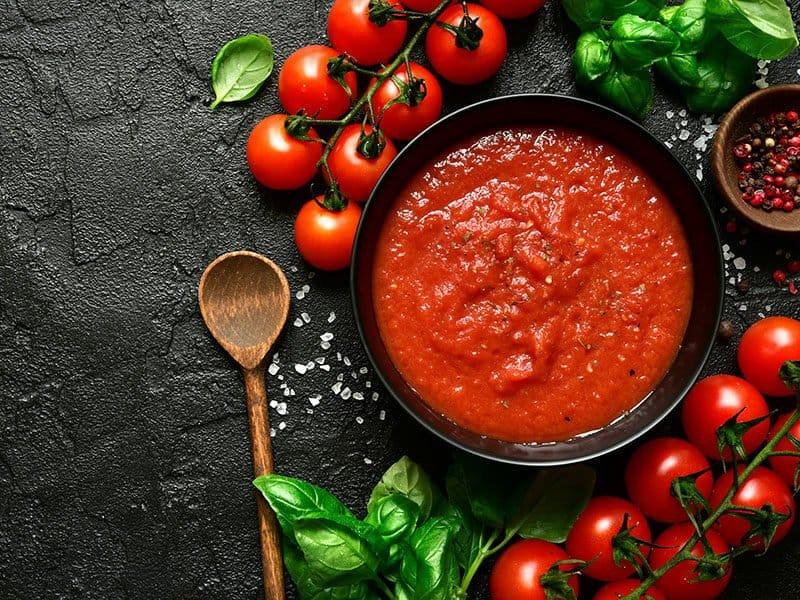 Tomato Sauce Passata Traditional
