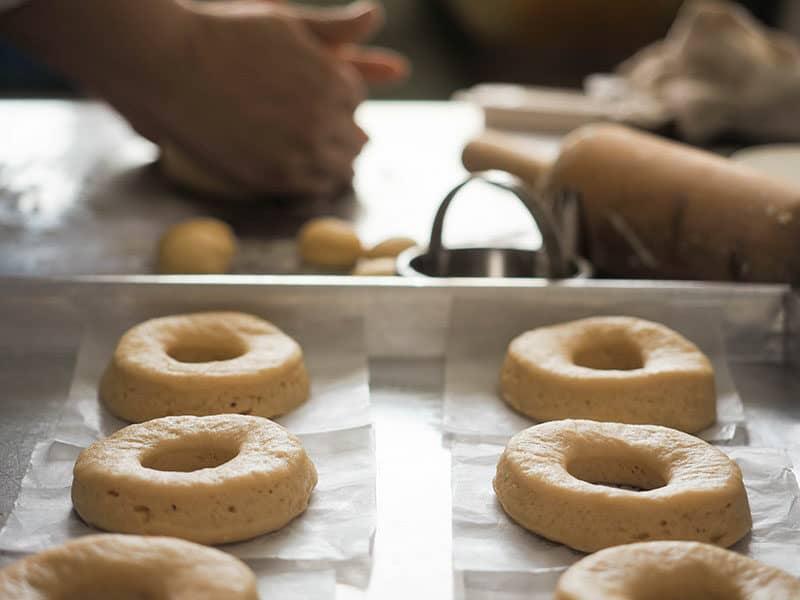 Tray Donut