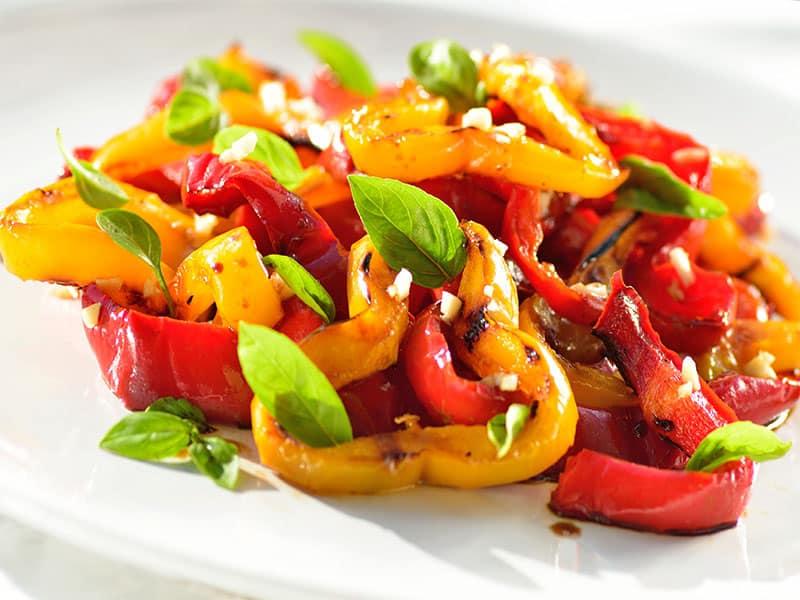 Vegetables Salad