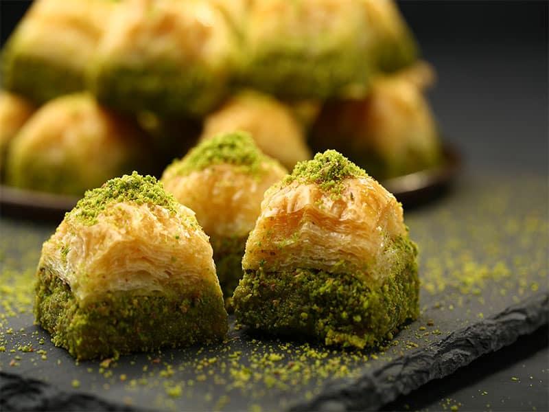 Walnut Pistachio Turkish Style