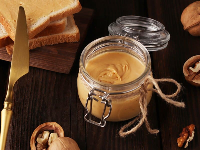 Walnuts Butter