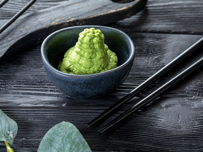 Wasabi Has Effects Prevent Food Poison