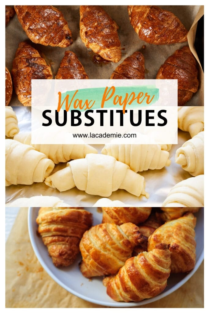 Wax Paper Substitutes