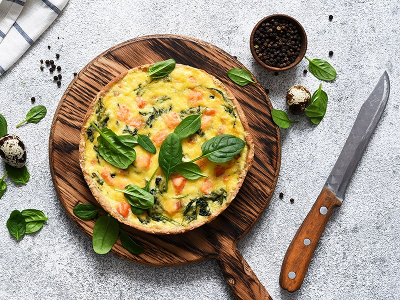 What To Serve With Quiche?