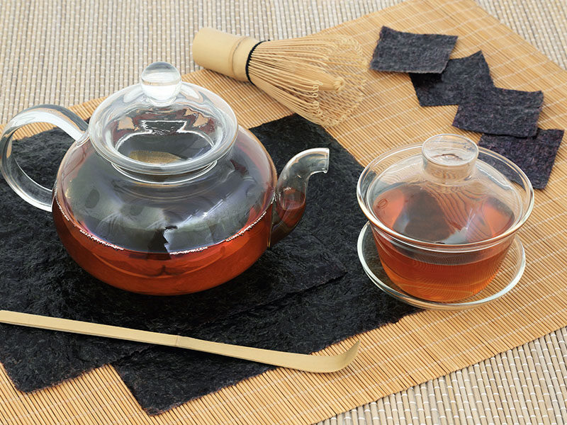 Kombu Tea