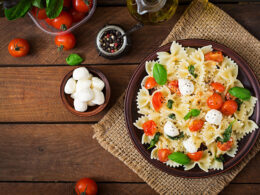 What To Serve With Pasta Salad