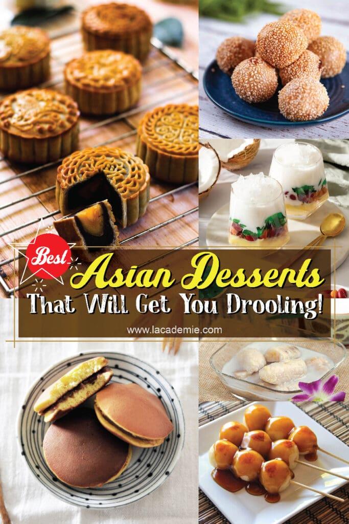 Best Asian Desserts