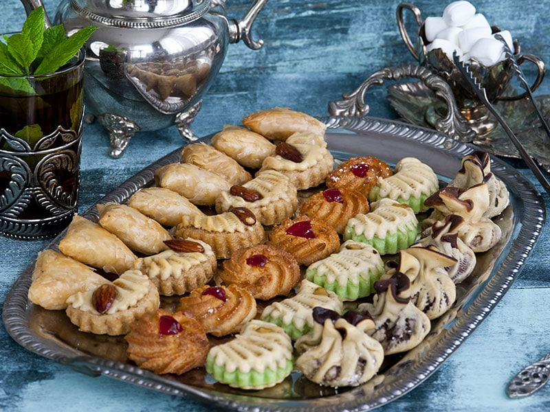 Best Moroccan Desserts