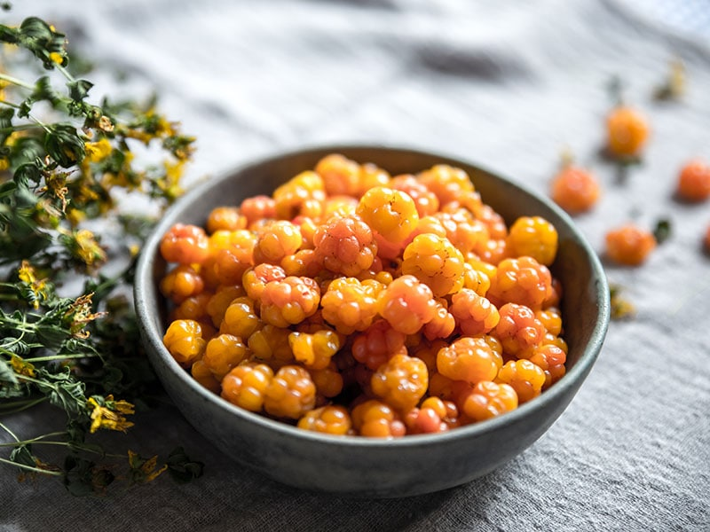 Bowl Cloudberry Dried