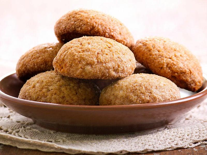 Chewy Brown Sugar Cookies