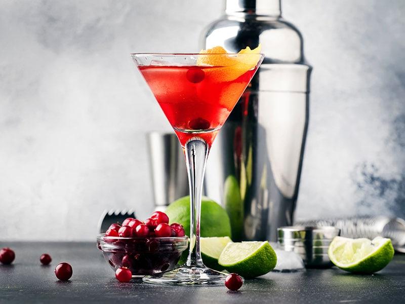 Cocktail Cosmopolitan Vodka