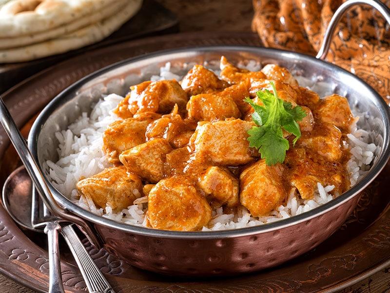Creamy Butter Chicken Curry