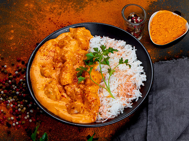 Curry Basmati Rice