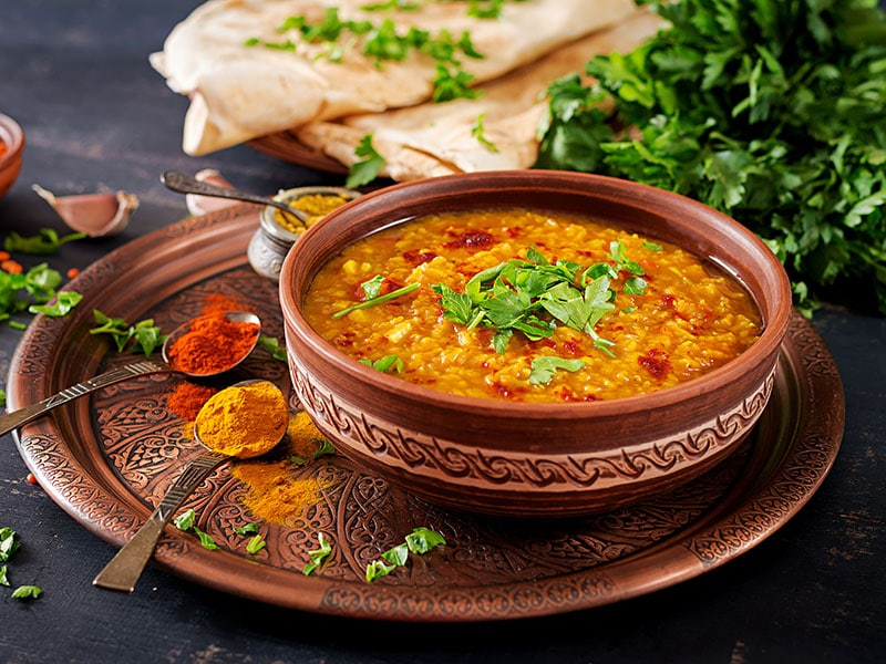 Daal Traditional Soup