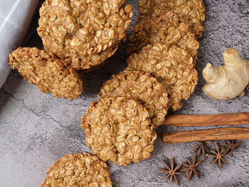 34+ Delectable Ginger Desserts