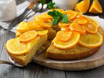 Fabulous Orange Desserts