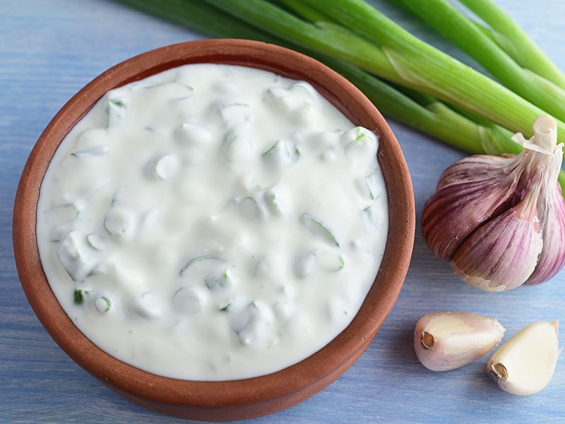 French Fromage Blanc Cheese