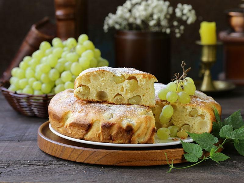 20+ Delightful Grape Desserts