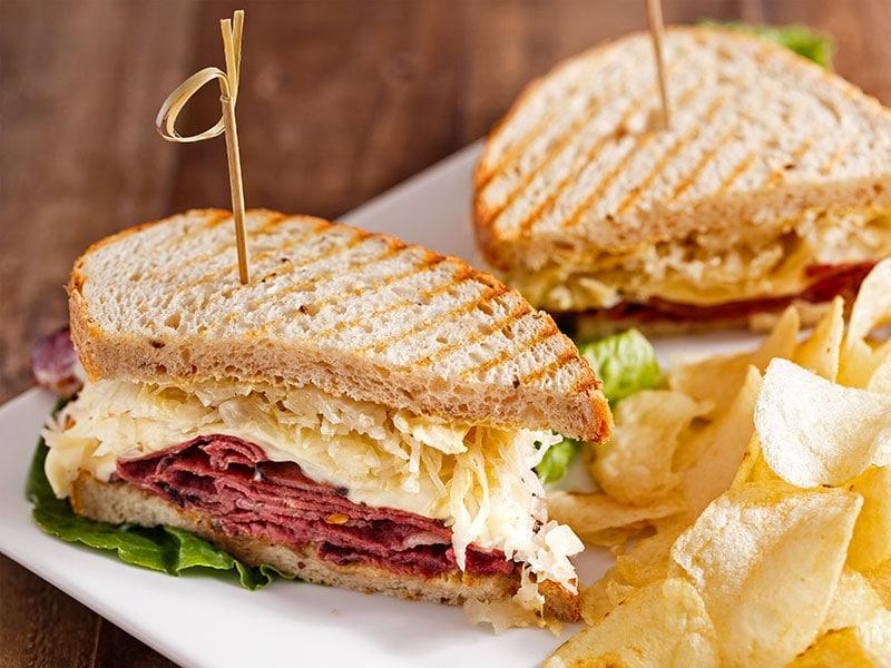 Grilled Sandwich Panini