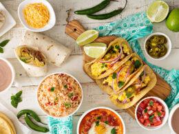 Instant Mexican Breakfast