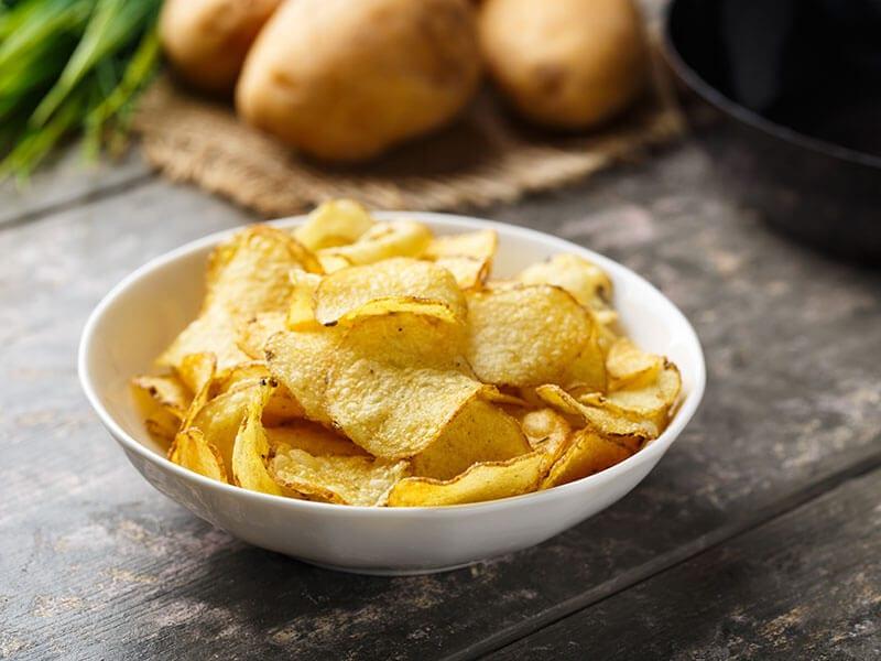 Kettle Cooked Potato Crisps