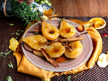 Luscious Pear Desserts For Autumn Party