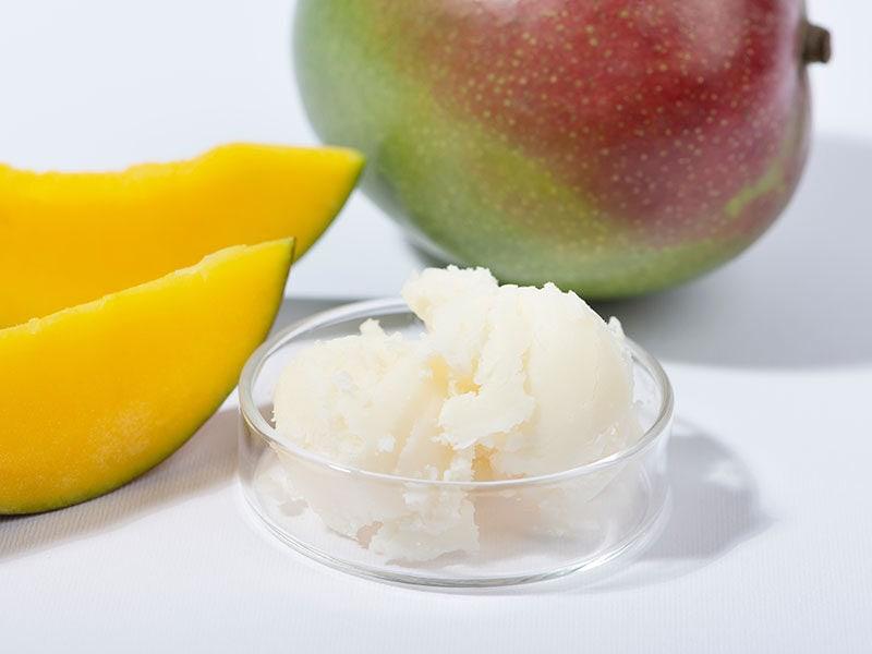 Mango Butter Fresh Fruit