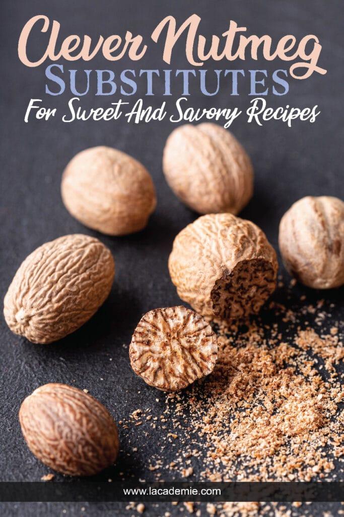 Nutmeg Substitutes
