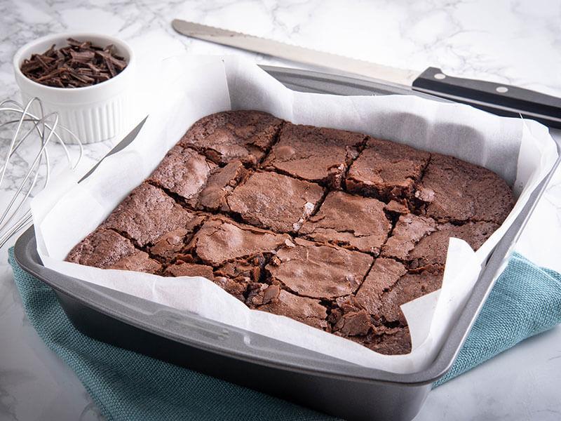 Pieces Brownies