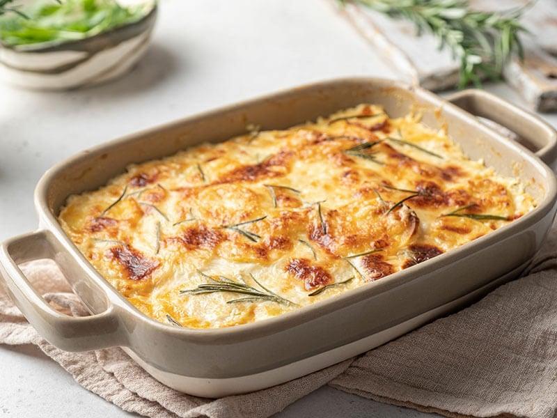 Potato Casserole Cream