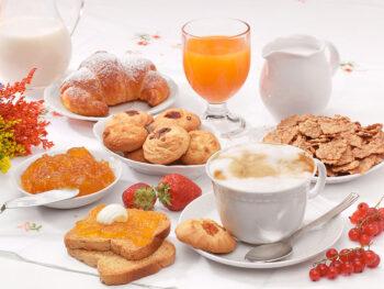 Savoring Italian Breakfast