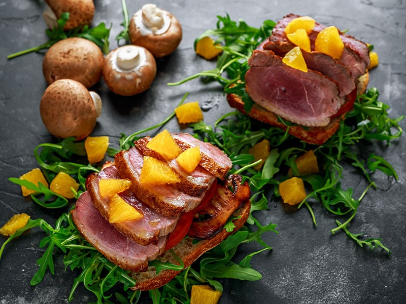 What To Serve With Duck Breast