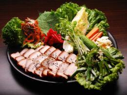 Serve With Pork Belly