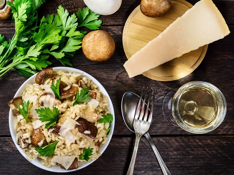 What To Serve With Risotto