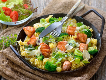 Side Dishes With Pasta