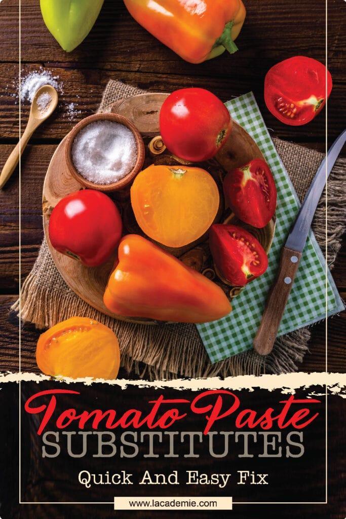 Tomato Paste Substitutes