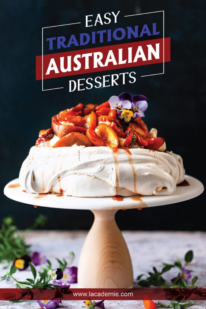 Traditional Australian Desserts