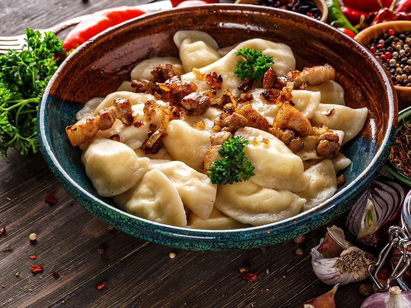 Varenyky Vareniki Dumplings
