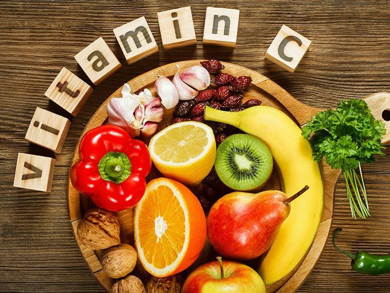 Vitamin C Fruits Vegetables