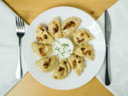 What Serve With Perogies