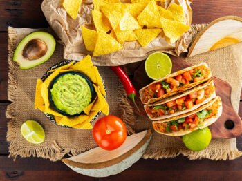What To Serve With Guacamole
