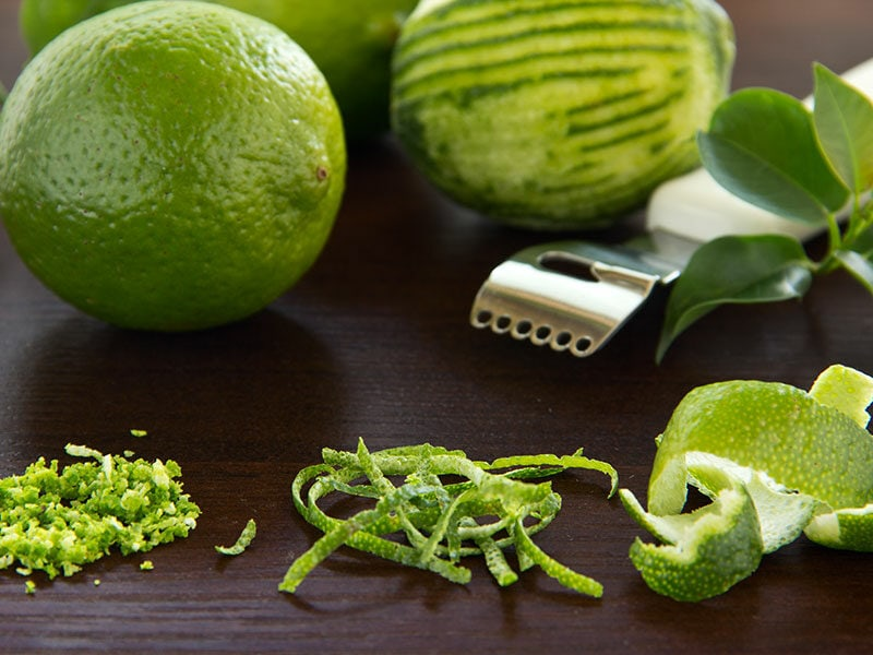 Zest Lime