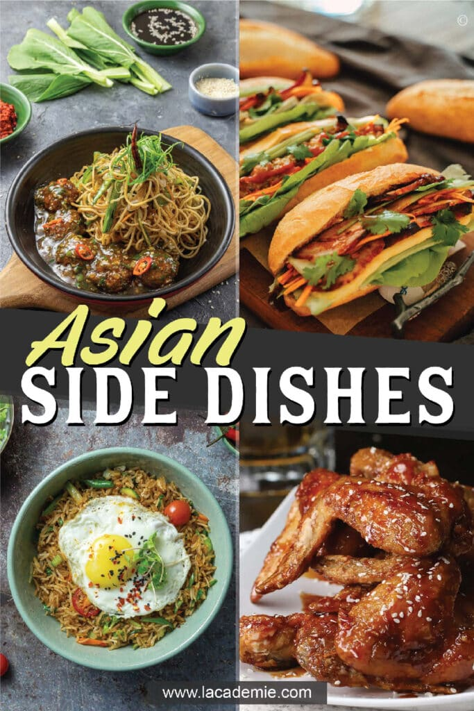 Asian Side Dishes