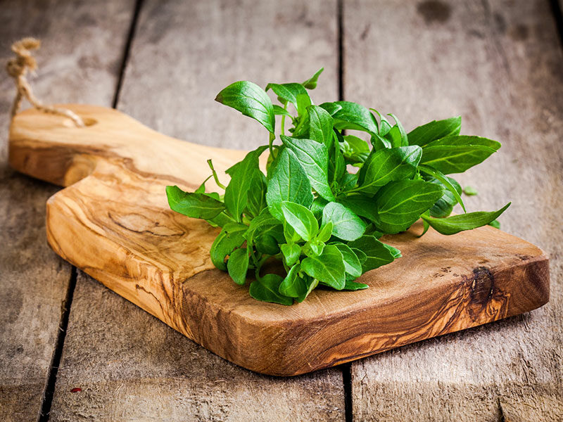 Bunch Fresh Organic Basil