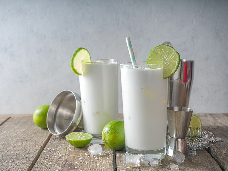 Coconut Lime French