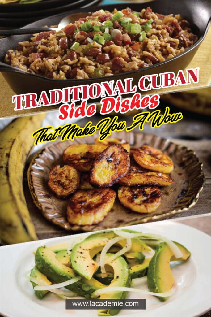 Cuban Side Dishes
