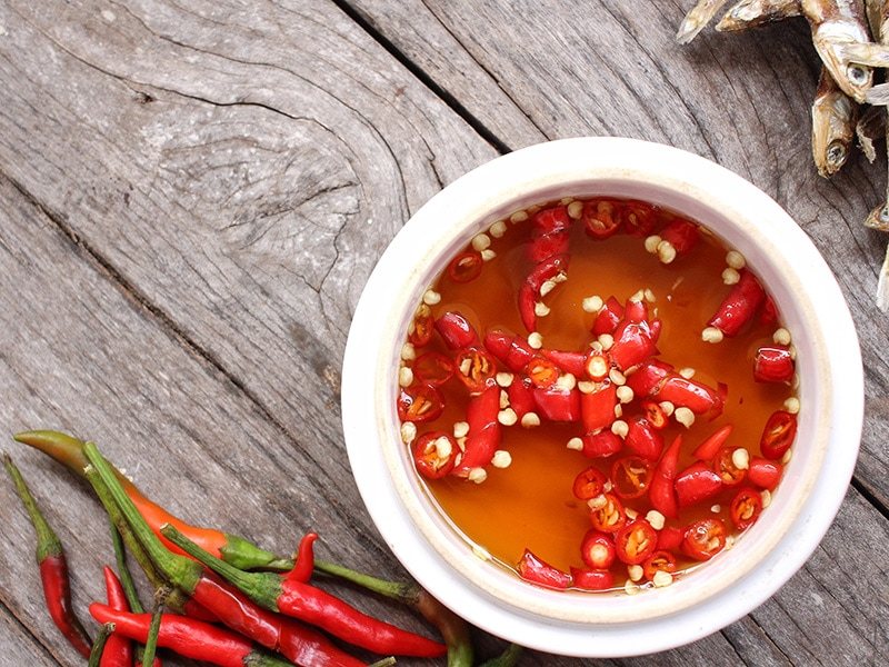 Fish Sauce With Chili