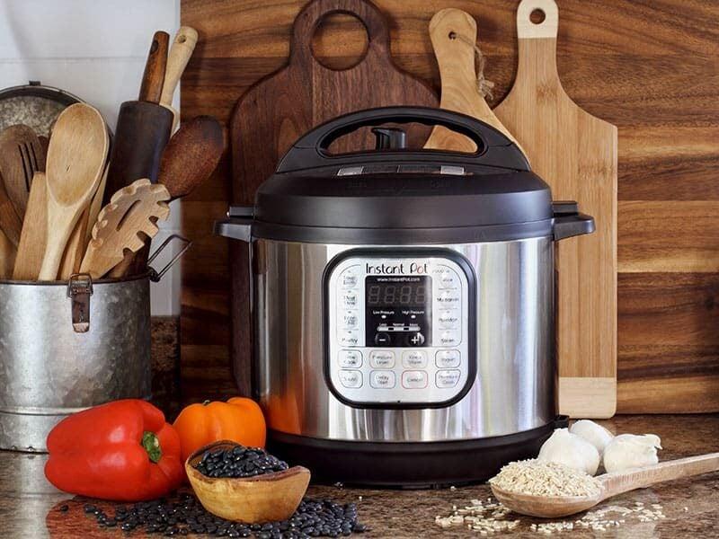Instant Pot Cook