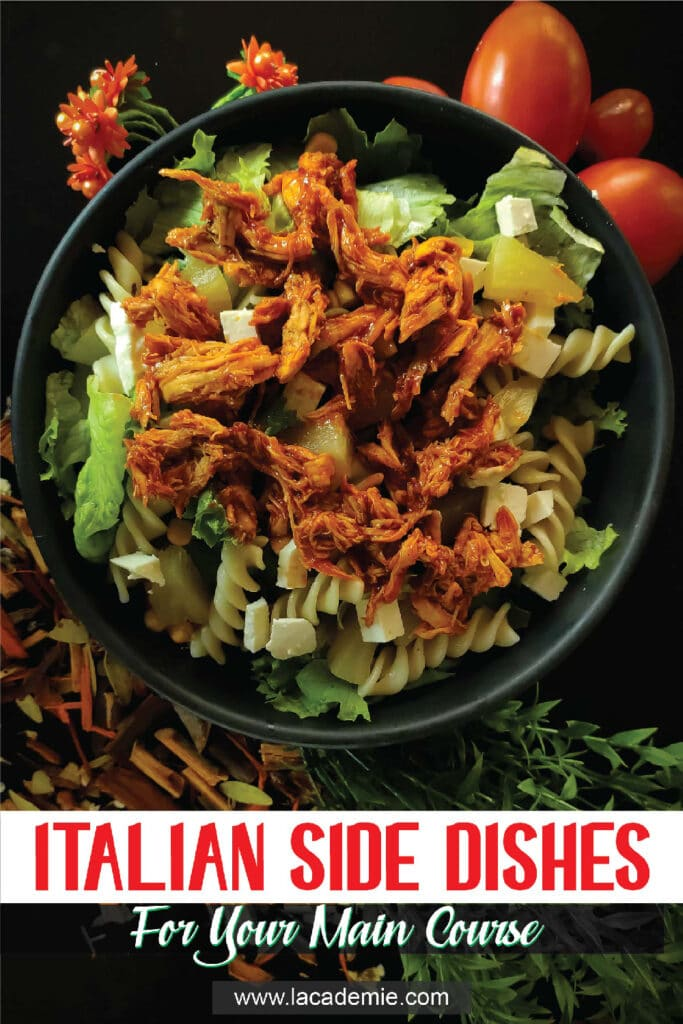 Italian Side Dishes